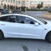 В интернете появились новые фото Tesla Model 3