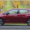 Тест-драйв Nissan Leaf SL 2018