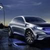 Новые имена для новых электромобилей Mercedes