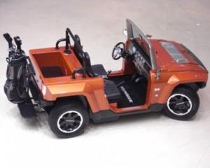 Пляжный электромобиль Hummer