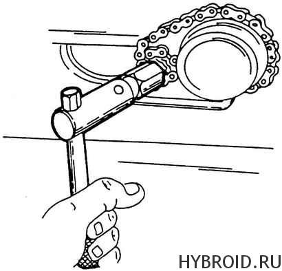 Ключ для снятия масляного фильтра