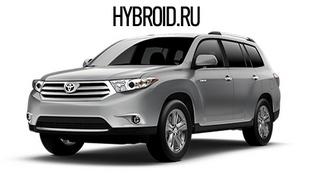 Toyota Highlander: обзор, цена, отызывы
