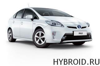 Первый гибрид в Мире - Toyota Prius