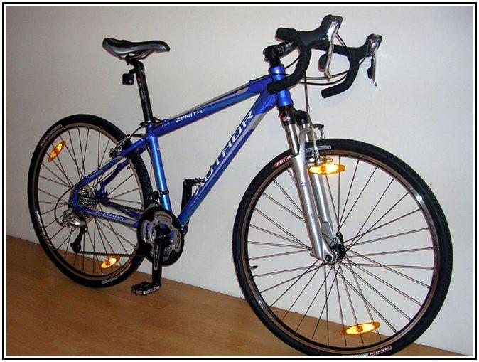 Велосипед - гибрид