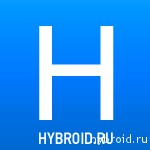 "Логотип клуба ""Гиброид"""