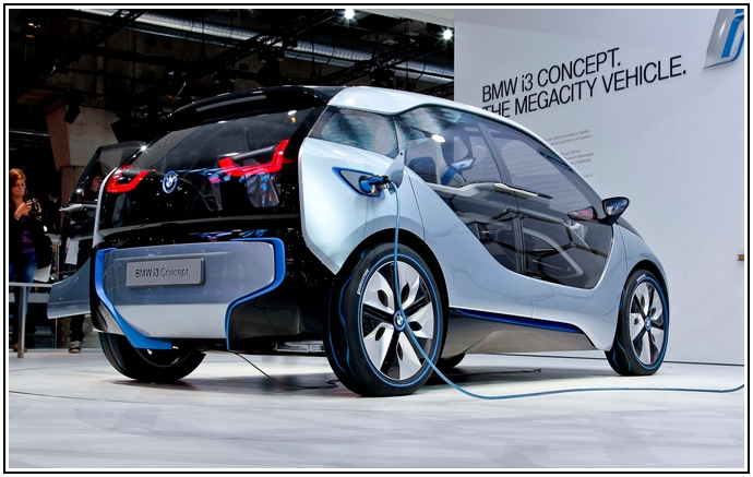 Немецкий концерн BMW идет на уступки для владельцев BMW i3