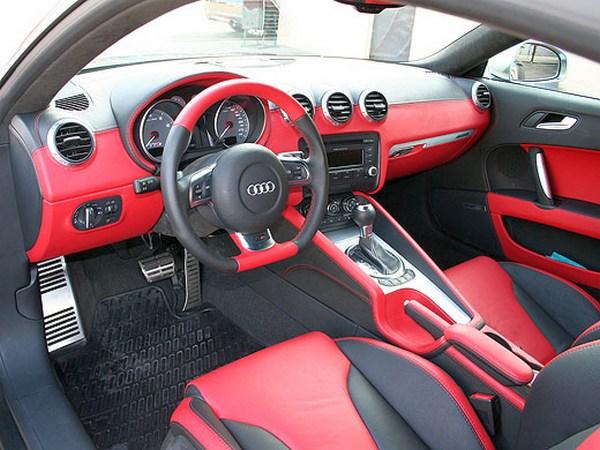 Интерьер авто своими руками фото 582