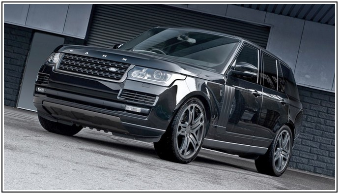 Модели Range Rover и Range Rover Sport представят на автосалоне Франкфурт 2013