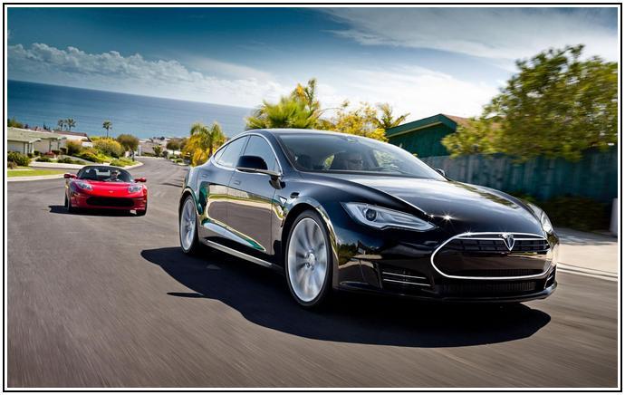 Tesla Roadster Model R 2017