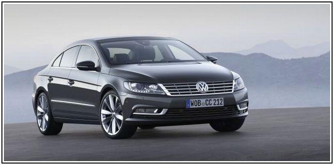 Новый Volkswagen Passat будет выпущен к 2014 году
