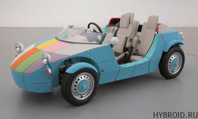 Toyota Camatte57s - детский электромобиль