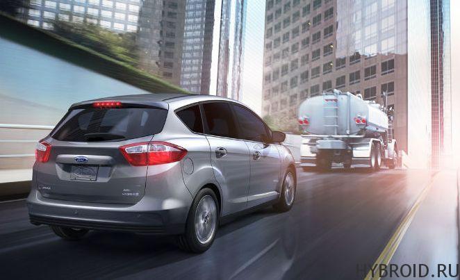 Компания Ford уменьшила выбросы CO2 на 37% с 2000 по 2013 года