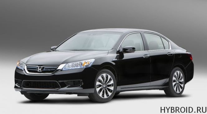 Honda Accord 2014 гибрид
