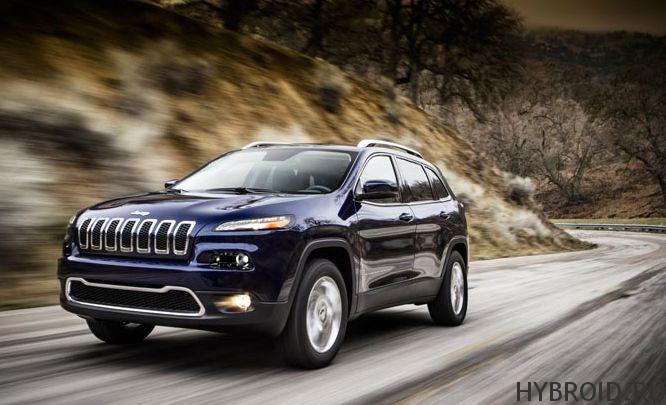 Стоимость и технические характеристики Jeep Cherokee 2014