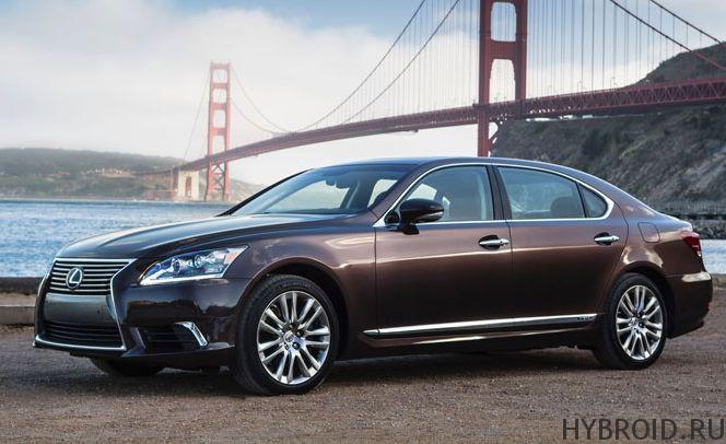 Lexus LS - самые качественные автомобили