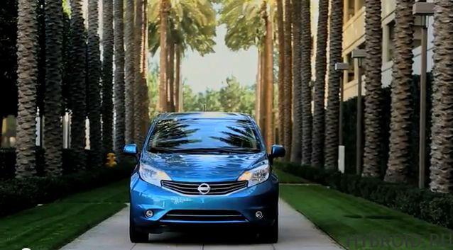 Видео: Nissan Versa Note 2014