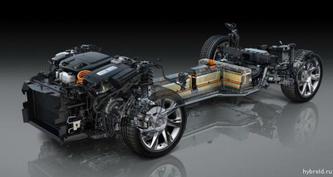 Подвеска Cadillac 2014 ELR