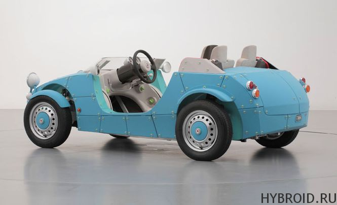 Camatte57s - электрический концепт от Toyota