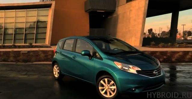 Versa Note 2014 от Nissan
