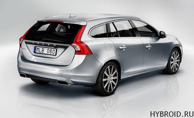 Volvo V60 Bi-Fuel
