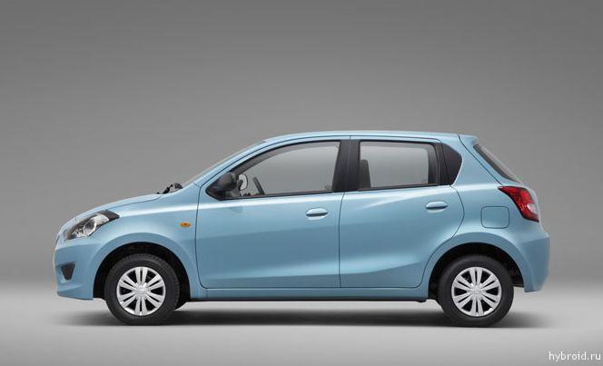 Datsun GO будут продаваться и в России