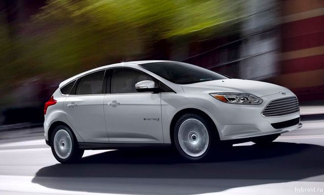 Ford Focus 2014 Electric