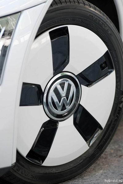 Колесная арка VW XL1
