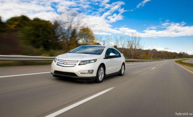 Подтверждено снижение цен на 5 000$ на автомобили Chevrolet Volt в Канаде