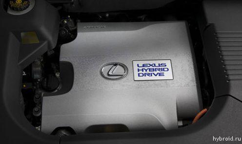 Двигатель Lexus RX 450h