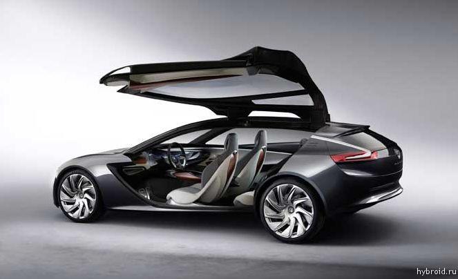 Автомобиль Monza Concept