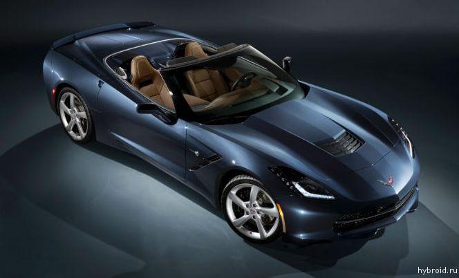 Станет ли GM выпускать гибридные Corvette?