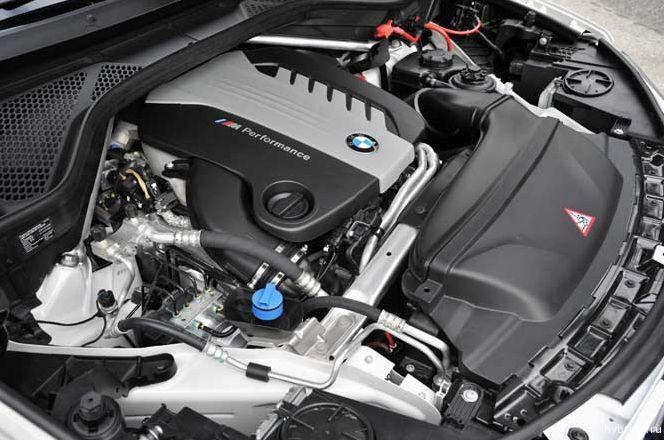 Дизельный мотор BMW M50d М