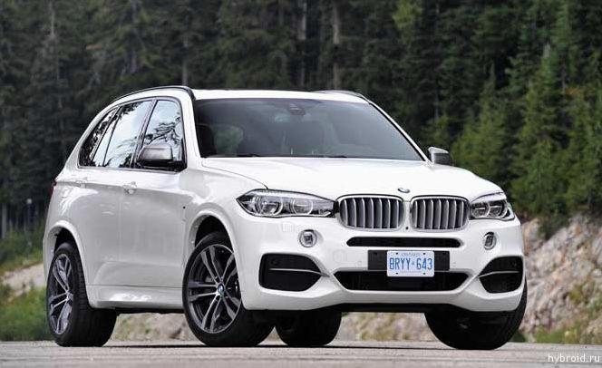 Новый BMW M50d М