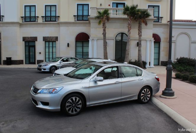 Hybrid 2014 Honda Accord