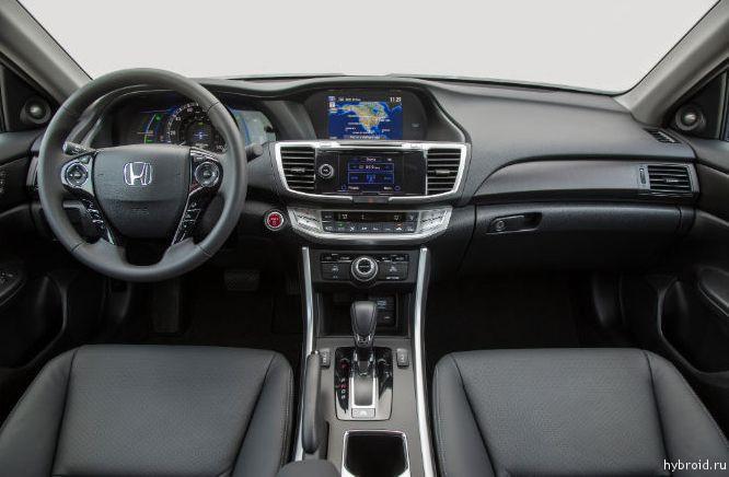 Приборная панель Honda Accord 2014
