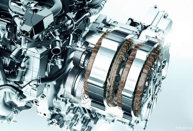 Трансмиссия Honda Accord Hybrid 2014