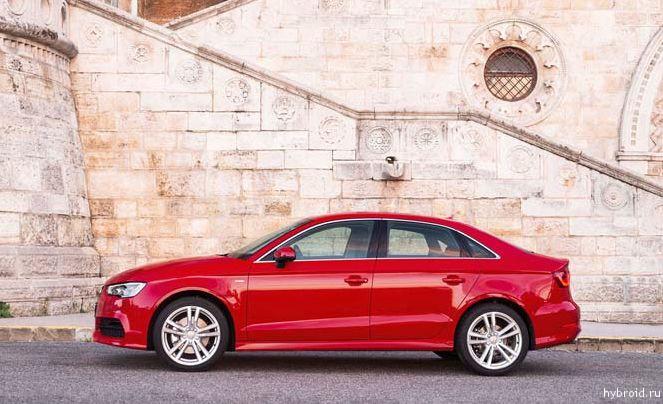 Audi А3 будет стоить 31 100$ в Канаде