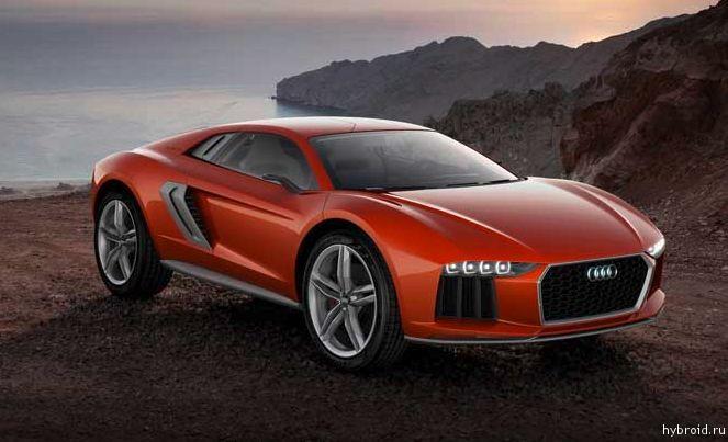 Audi AG - концепт от Ауди