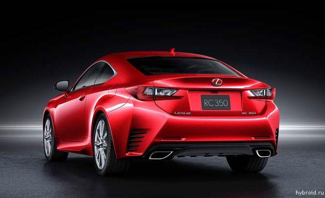 Lexus RC Hybrid Coupe