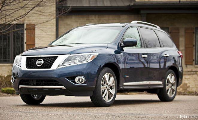 Цена Nissan Pathfinder 2014