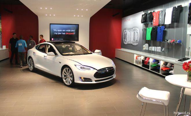 Тесла предоставила отчет за третий квартал 2013 года