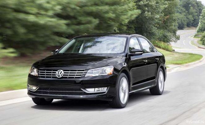 В Volkswagen Passat 2.5-литровый двигатель заменят на 1.8TSI