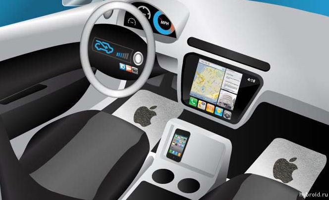 iOS in the Car от компании Apple