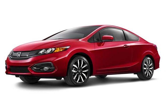 Улучшенный Honda Civic 2014 уже в продаже