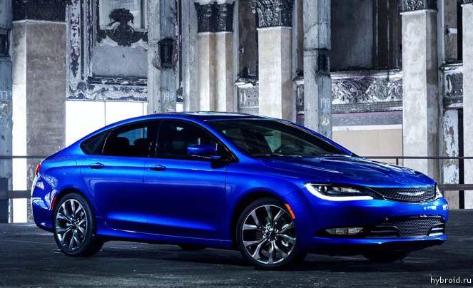 Новый Chrysler 200