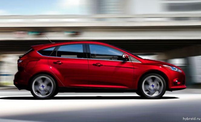 Подумывает ли Ford о создании гибридного Focus Plug-In?