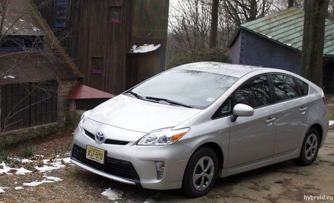 Тойота отзывает модели Prius 2009-2014 года выпуска
