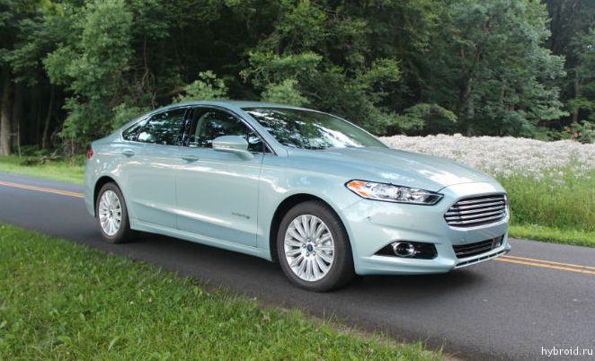 Fusion Hybrid, RX Hybrid и Volt признаны лучшими автомобилями по соотношению «цена/качество»