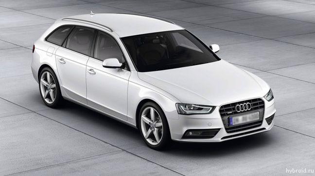 Обзор Audi A4 Avant 2.0 TDI