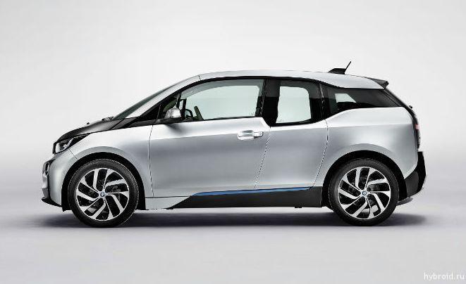 BMW i3 предлагает новое финансовое решение